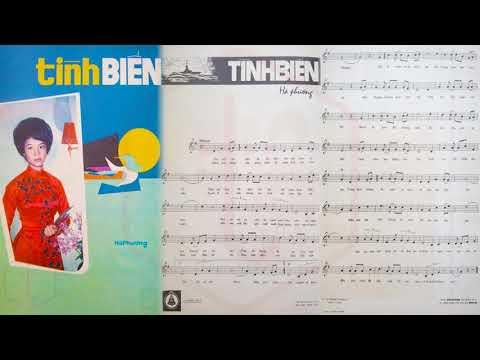 🎵 Tình Biển (Hà Phương) Giao Linh Pre 1975 | Tờ Nhạc Xưa