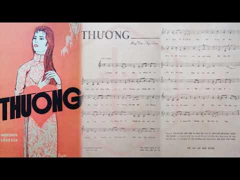 🎵 Thương (Hồng Vân, Ngọc Chiêu) Thanh Thúy Pre 1975 | Tờ Nhạc Xưa