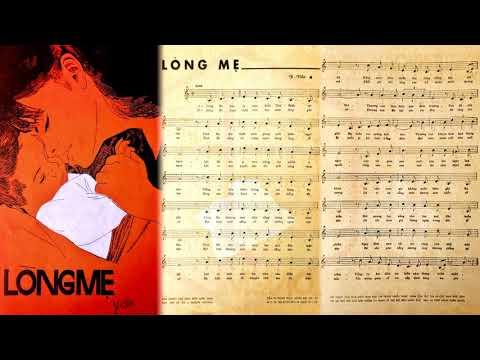 🎵 Lòng Mẹ (Y Vân) Thanh Nga Pre 1975 | Tờ Nhạc Xưa