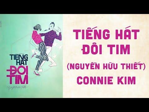 🎵 Tiếng Hát Đôi Tim (Nguyễn Hữu Thiết) Connie Kim Pre 1975 | Bìa Nhạc Xưa