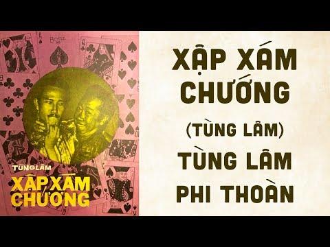 🎵 Xập Xám Chướng (Tùng Lâm) Tùng Lâm, Phi Thoàn Pre 1975 | Bìa Nhạc Xưa