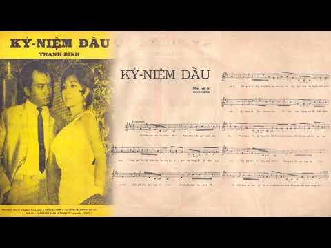 🎵 Kỷ Niệm Đầu (Thanh Bình) Ngọc Thuyết Pre 1975 | Tờ Nhạc Xưa