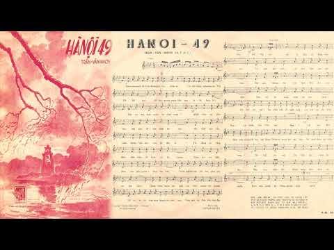 🎵 Hà Nội 49 (Trần Văn Nhơn) Ngọc Bảo Pre 1975 | Tờ Nhạc Xưa