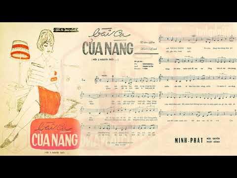 🎵 Bài Ca Của Nàng (Tấn An, Hoài Linh) Thanh Tuyền Pre 1975 | Tờ Nhạc Xưa