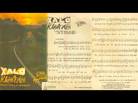 🎵 Xa Lộ Không Ðèn (Y Vân) Phương Dung Pre 1975 | Tờ Nhạc Xưa