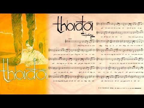 🎵 Thói Đời (Trúc Phương) Hương Lan Pre 1975 | Tờ Nhạc Xưa