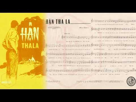 🎵 Hận Tha La (Sơn Thảo's) Phương Hoài Tâm Pre 1975 | Tờ Nhạc Xưa