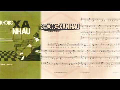 🎵 Không Xa Nhau (Hồng Đạt, Tú Nguyệt) Giao Linh Pre 1975 | Tờ Nhạc Xưa