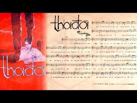 🎵 Thói Đời (Trúc Phương) Giang Tử Pre 1975 | Tờ Nhạc Xưa
