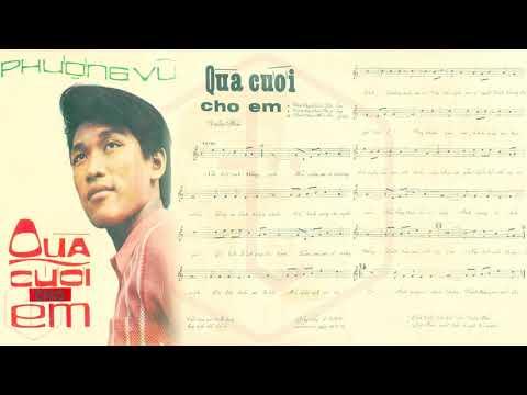🎵 Quà Cưới Cho Em (Tuấn Hải) Túy Phượng Pre 1975 | Tờ Nhạc Xưa