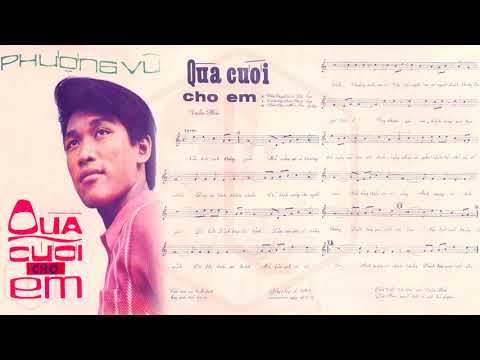 🎵 Quà Cưới Cho Em (Tuấn Hải) Connie Kim Pre 1975 | Tờ Nhạc Xưa