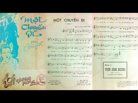 🎵 Một Chuyến Đi (Anh Việt) Thanh Lan Pre 1975 | Tờ Nhạc Xưa