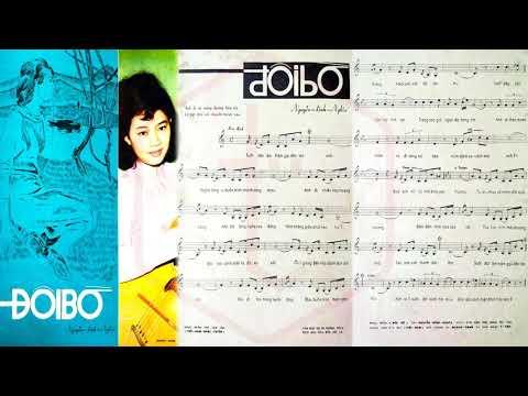 🎵 Đôi Bờ (Nguyễn Đình Nghĩa) Hoàng Oanh Pre 1975 | Tờ Nhạc Xưa
