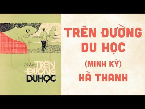 🎵 Trên Đường Du Học (Minh Kỳ) Hà Thanh Pre 1975 | Bìa Nhạc Xưa