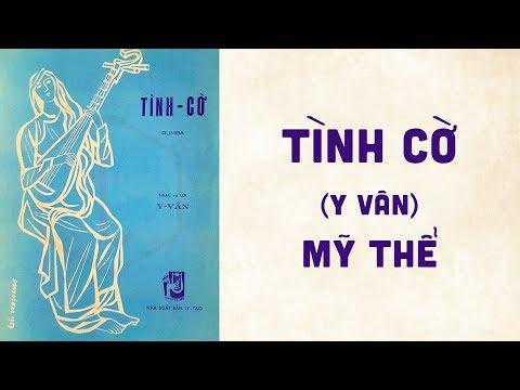 🎵 Tình Cờ (Y Vân) Mỹ Thể Pre 1975 | Bìa Nhạc Xưa