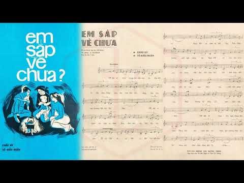 🎵 Em Sắp Về Chưa? (Châu Kỳ, Tô Kiều Ngân) Duy Khánh Pre 1975 | Tờ Nhạc Xưa