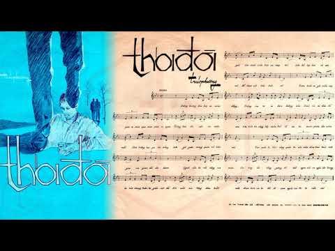 🎵 Thói Đời (Trúc Phương) Phương Hồng Quế Pre 1975 | Tờ Nhạc Xưa