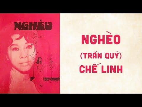 🎵 Nghèo (Trần Quý) Chế Linh Pre 1975 | Bìa Nhạc Xưa