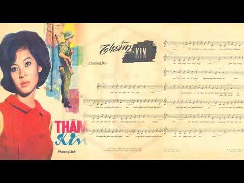🎵 Thầm Kín (Phượng Linh) Giao Linh Pre 1975 | Tờ Nhạc Xưa