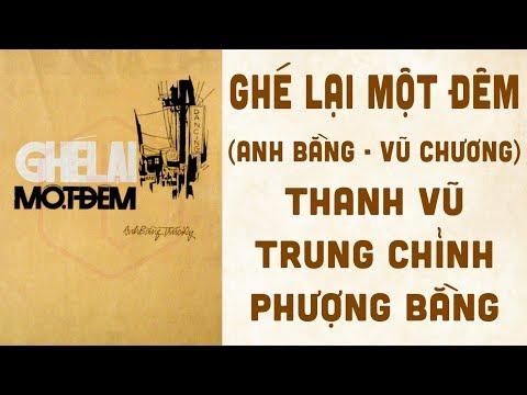 🎵 Ghé Lại Một Đêm (Anh Bằng, Vũ Chương) Thanh Vũ, Trung Chỉnh, Phượng Bằng Pre 1975 | Bìa Nhạc Xưa