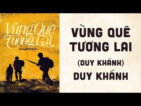 🎵 Vùng Quê Tương Lai (Duy Khánh) Duy Khánh Pre 1975 | Bìa Nhạc Xưa