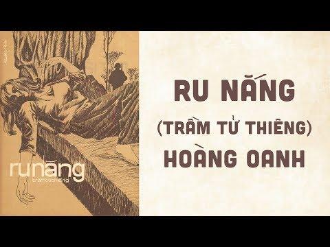 🎵 Ru Nắng (Trầm Tử Thiêng) Hoàng Oanh Pre 1975 | Bìa Nhạc Xưa