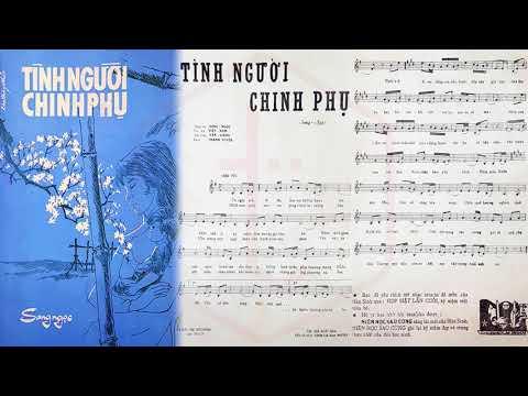 🎵 Tình Người Chinh Phụ (Song Ngọc) Bích Đào Pre 1975 | Tờ Nhạc Xưa