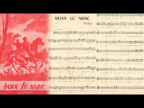 🎵 Đoàn Lữ Nhạc (Đỗ Nhuận) Bích Thuận, Túy Hoa Pre 1975 | Tờ Nhạc Xưa