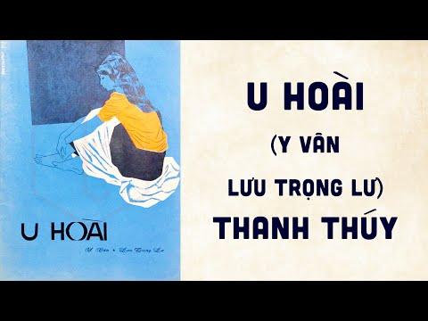 🎵 U Hoài (Y Vân, Lưu Trọng Lư) Thanh Thúy Pre 1975 | Bìa Nhạc Xưa
